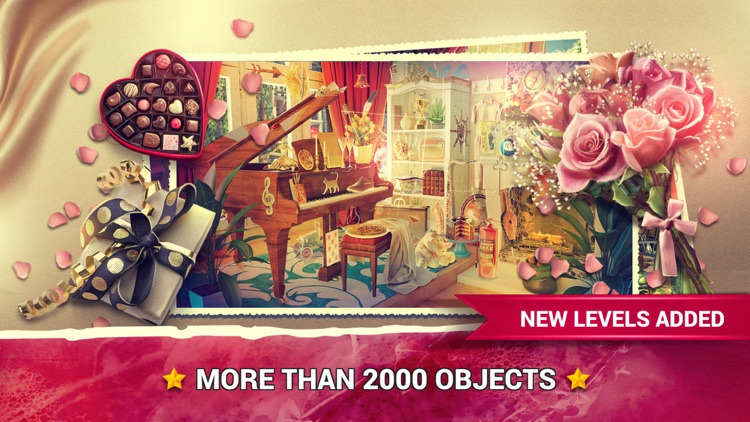 Hidden Objects Love screenshot-2