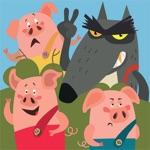 Three Little Pigs vs The Wolf