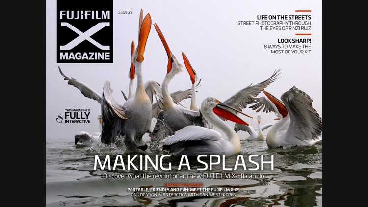 Fujifilm X Magazine screenshot-0