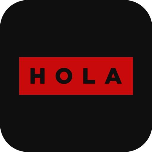 HOLA iOS App