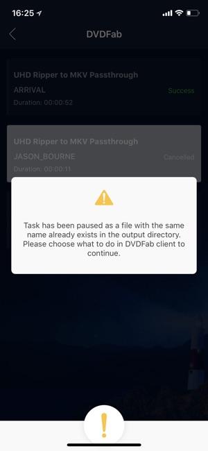 DVDFab Remote Screenshot