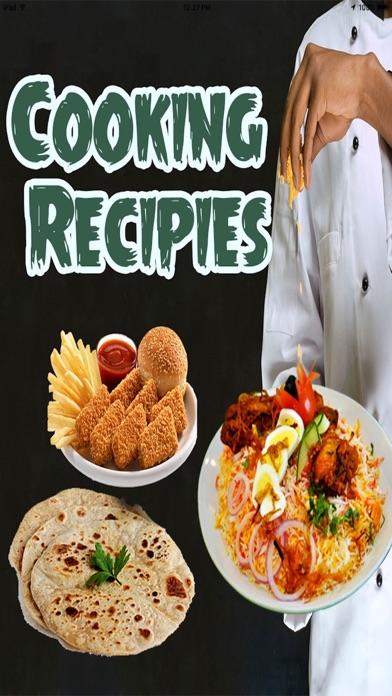 SJ Cooking Recipes App screenshot one