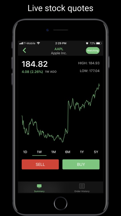 StockMarketSim-Stock Simulator