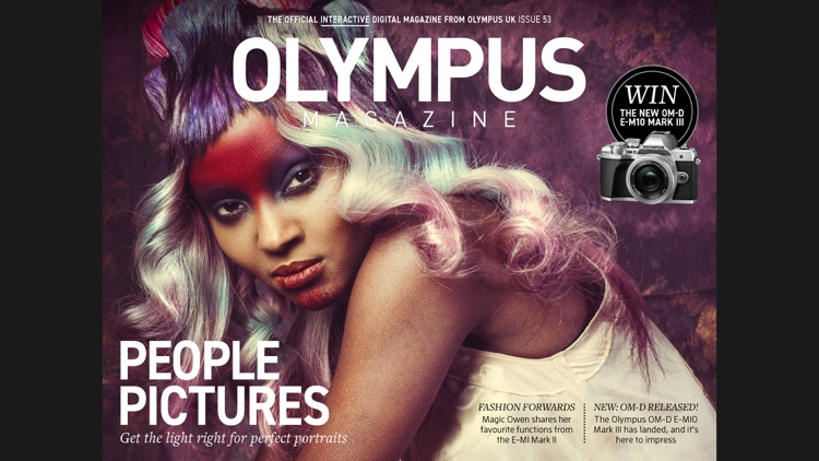 Olympus Magazine screenshot-0
