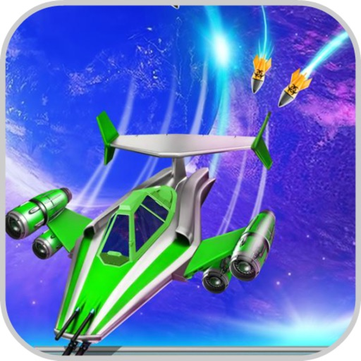 Air Fighter in Galaxy Attack 3 icon