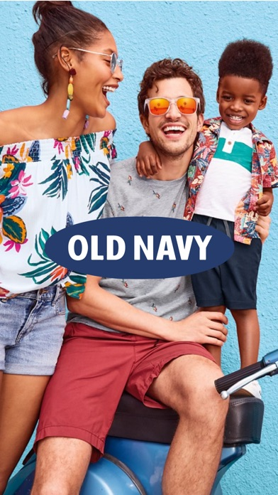Screenshot for Old Navy in United States App Store