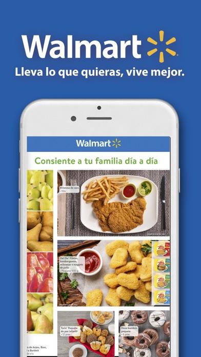 Screenshot for Catálogos Walmart in Peru App Store