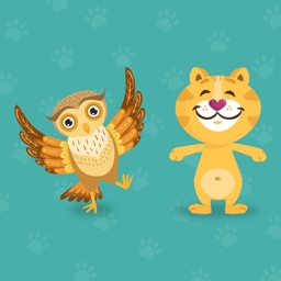 Cute Owl Stickers!