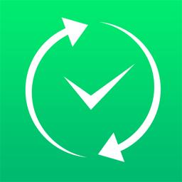 Ícone do app Chrono Plus – Time Tracker