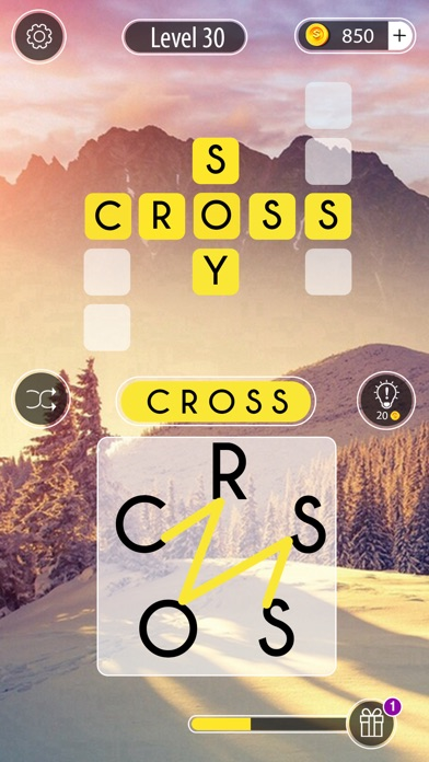 Word Cross - Crossy Words Link
