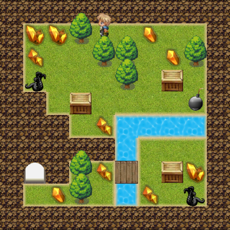 Activities of RPG Puzzle K