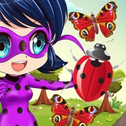 Smash Ladybug Supercat Noir