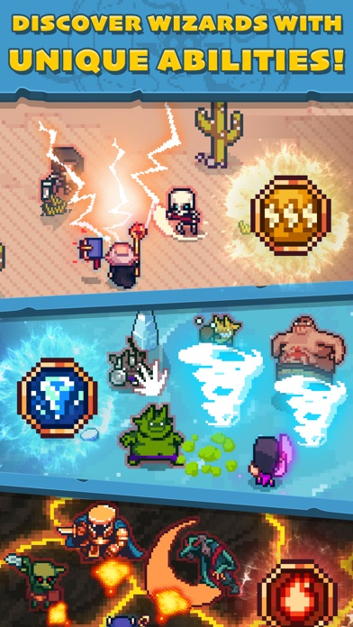 Tap Wizard RPG: Arcane Quest-4