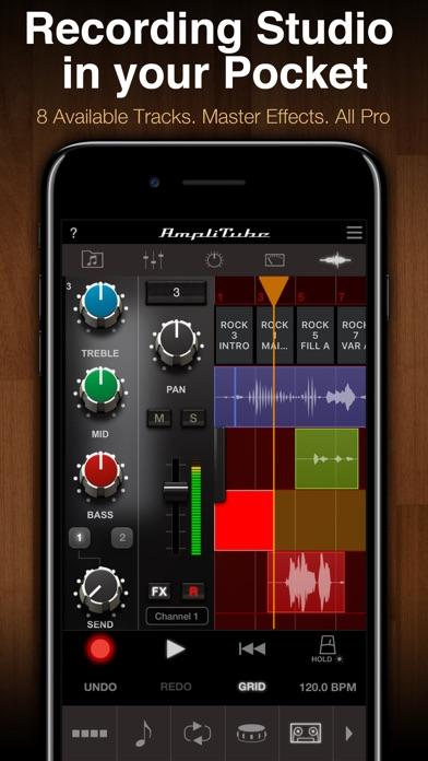 AmpliTube screenshot1