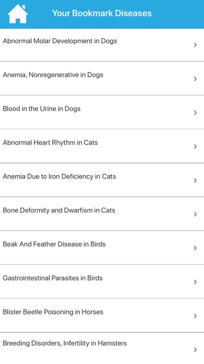 Vet Manual : Animal Diseases screenshot-4