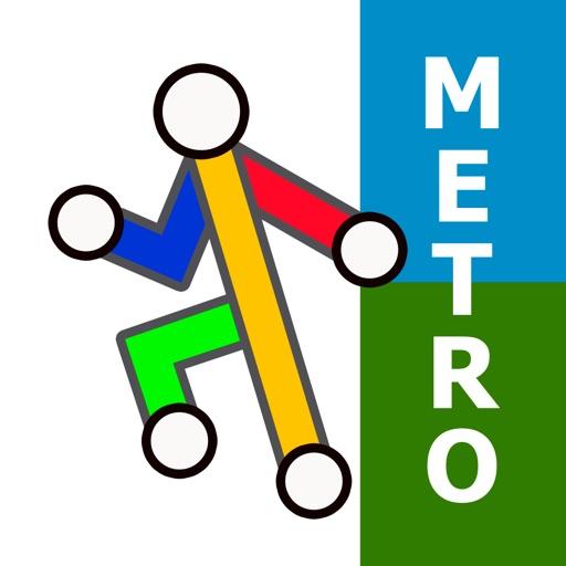 San Francisco Metro from Zuti
