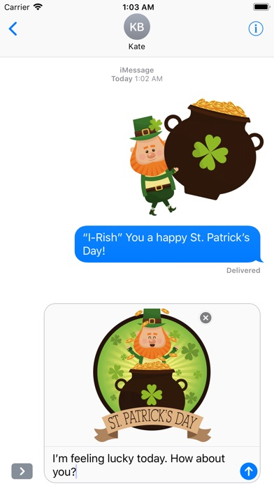 Happy Saint Patrick's Day screenshot 5