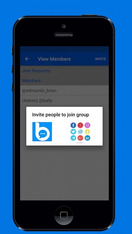 BLABR Messenger Chat App by Balvinder Bolla