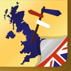 mX Great Britain - Top UK Travel Guide with offline maps (London, Edinburgh, Glasgow, Liverpool ...) icon