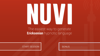 NUVI by Mike Mandel Hypnosis | App Price Drops