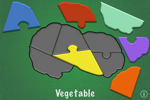 MyPlate Puzzles - náhled