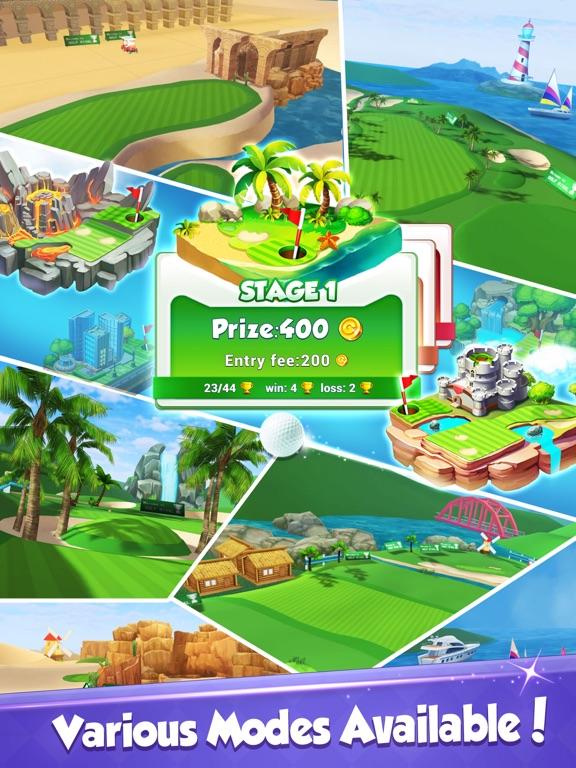 Golf Rival screenshot 7
