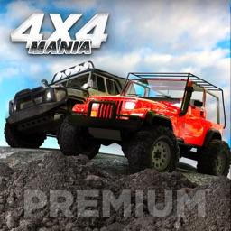4x4 Mania: SUV Racing Premium