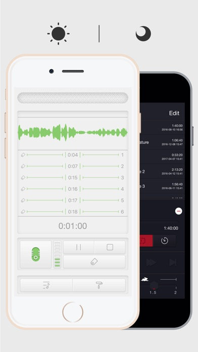 Voice Record - Memos Screenshots
