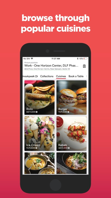 Zomato - Food & Restaurants Preview 4