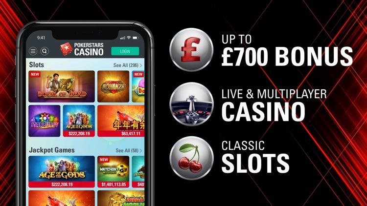 PokerStars Casino Games Online screenshot-5