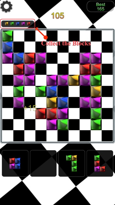 Chain the Color Block screenshot 3