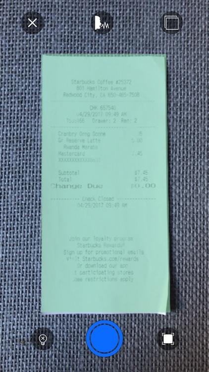 Veryfi - Receipts & Expenses screenshot-0