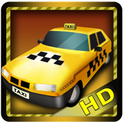 Mundial de estacionamiento de taxis y de tráfico juego de puzzle HD