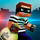 マイクラ カーレース 逃げる 警察 追跡 ゲーム icon