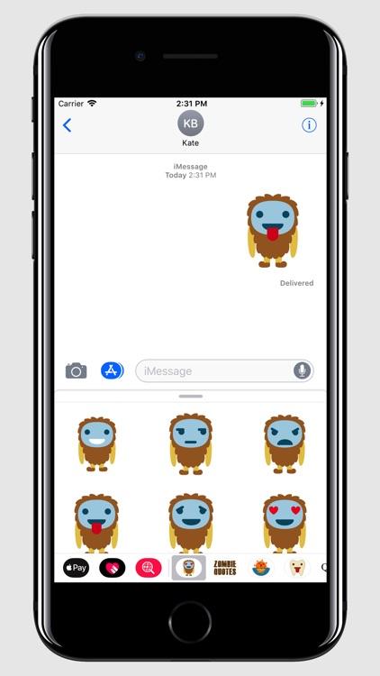 Yeti - Smiley and Emoji screenshot-3