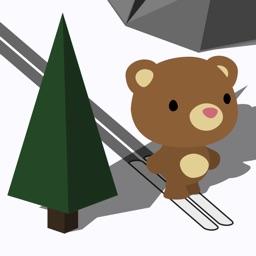 Ski Bear - Alpine Skiing Fun
