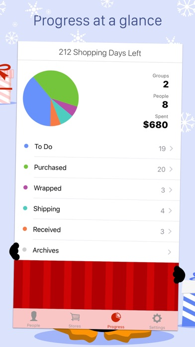 download The Christmas List apps 2