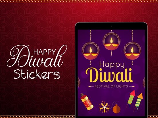 Diwali Emojis screenshot #2