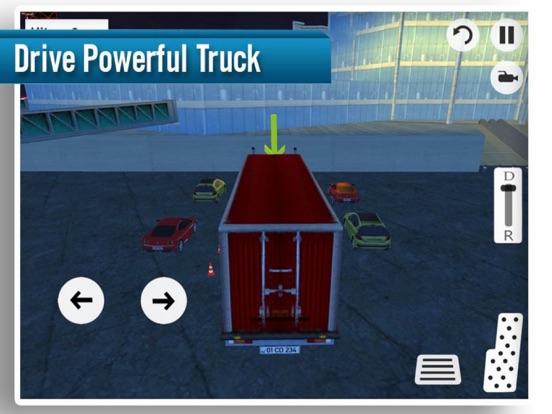 Transport Airport Truck Missio screenshot 4