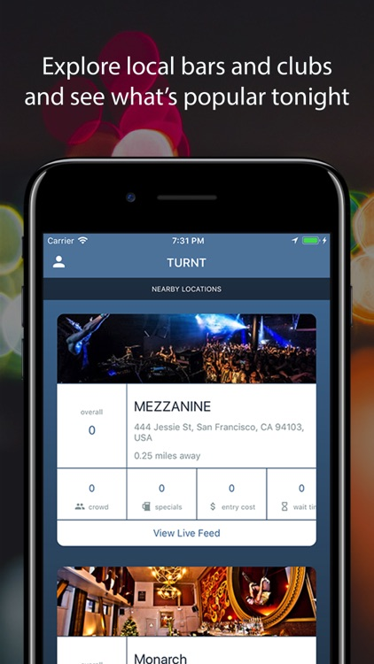 Turnt - Your Nightlife Guide