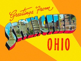 Springfield Ohio Sticker Pack