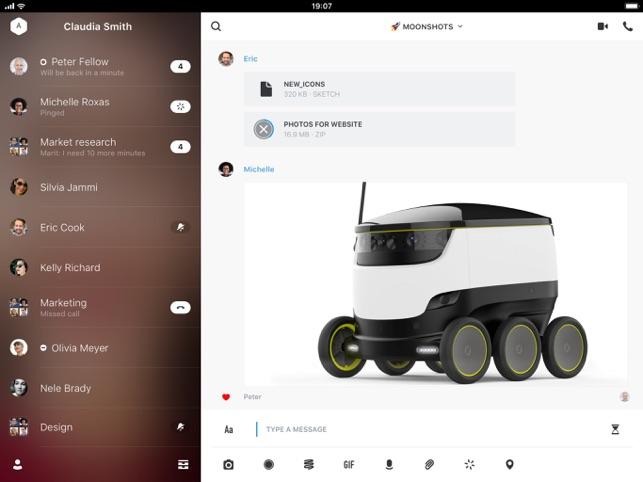 Wire Messenger | Wire Sicherer Messenger Im App Store
