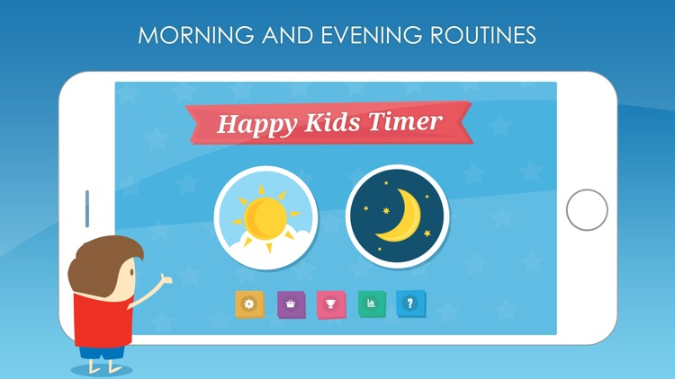 Happy Kids Timer – Chores