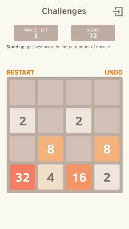2048 Number Puzzle game screenshot-4