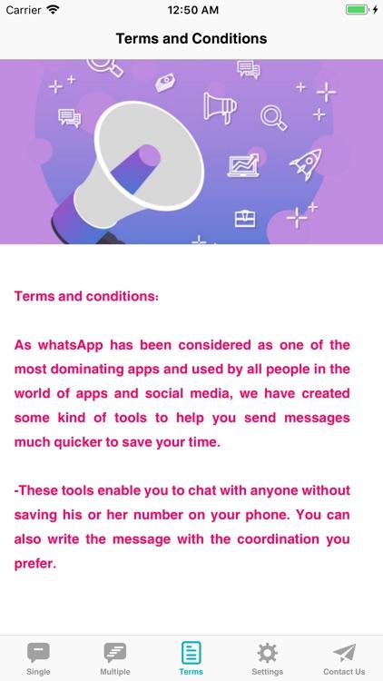 Espresso Messages For WhatsApp screenshot-3