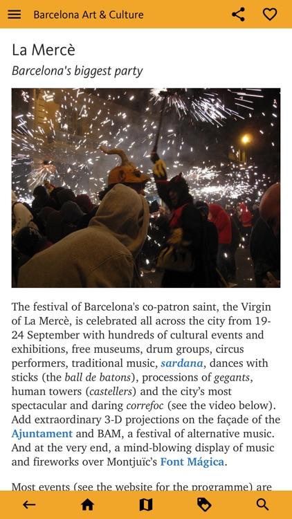 Barcelona Art & Culture screenshot-5