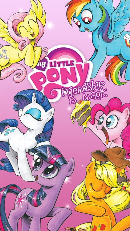 My Little Pony Comics screenshot-0