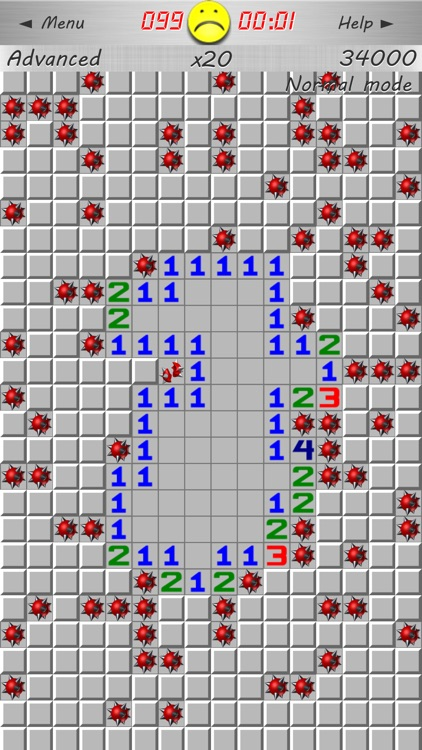 ⊲Minesweeper :) screenshot-2
