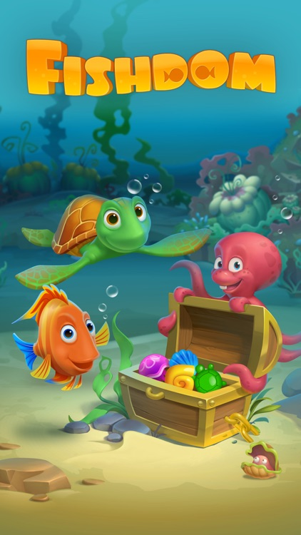 Fishdom screenshot-4