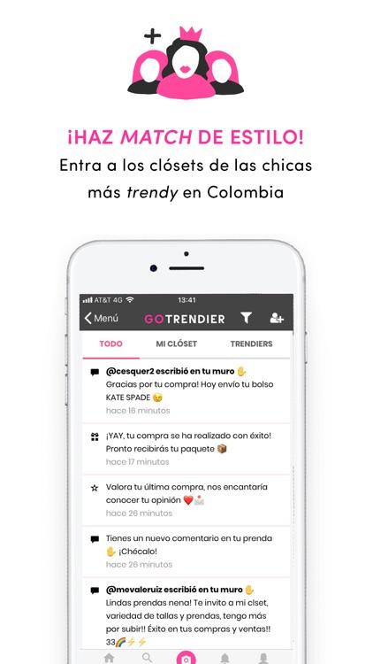 GoTrendier Vende y compra moda screenshot-3